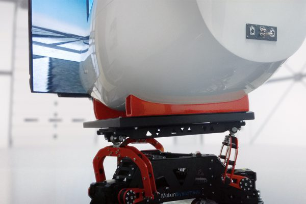 Motion Simulator (Flight Simulator) PS-3TM-550