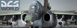 Supported games - DCS World