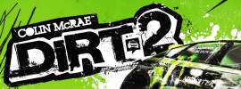 Supported games - Dirt 2