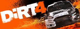 Supported games - Dirt 4