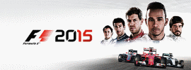 Supported games - F1 2015