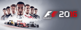 Supported games - F1 2016