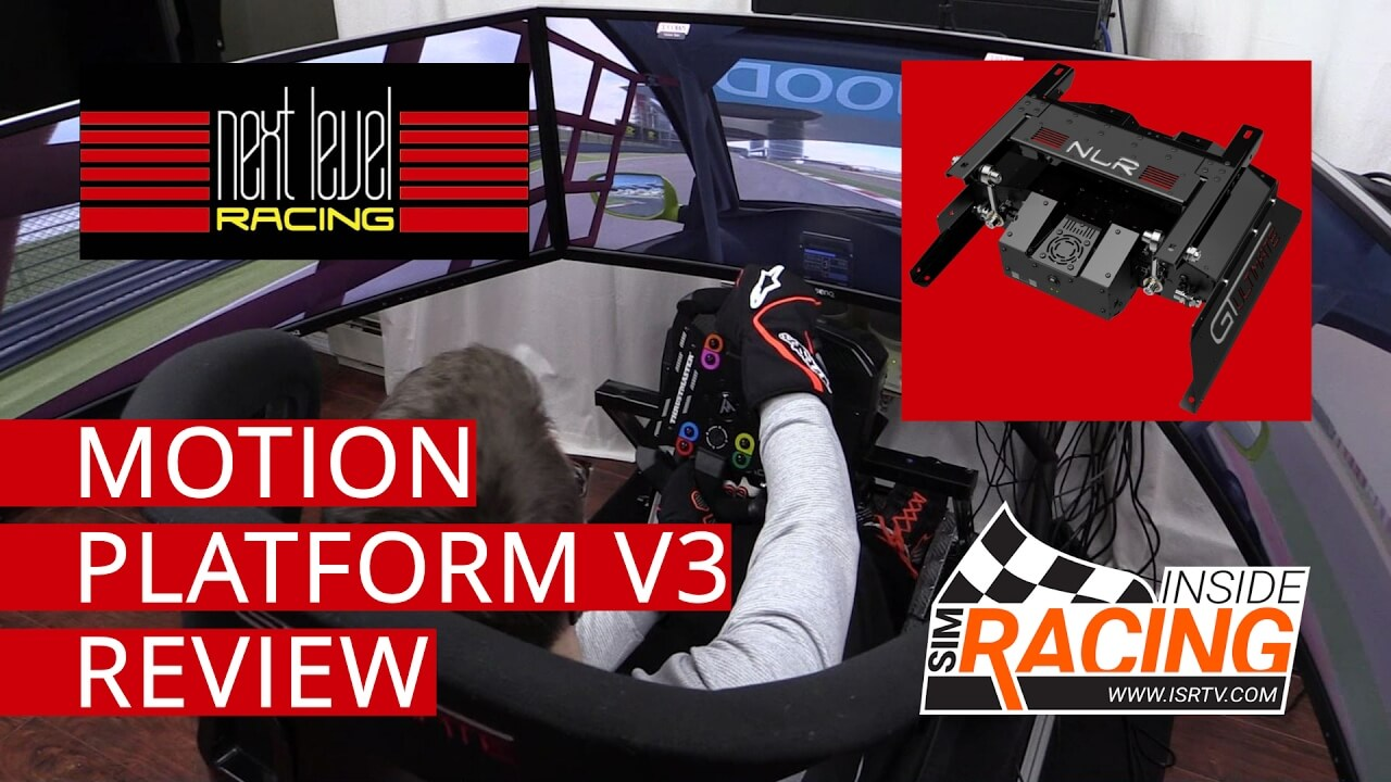 Motion Platform HS-203 - Review by ISRTV