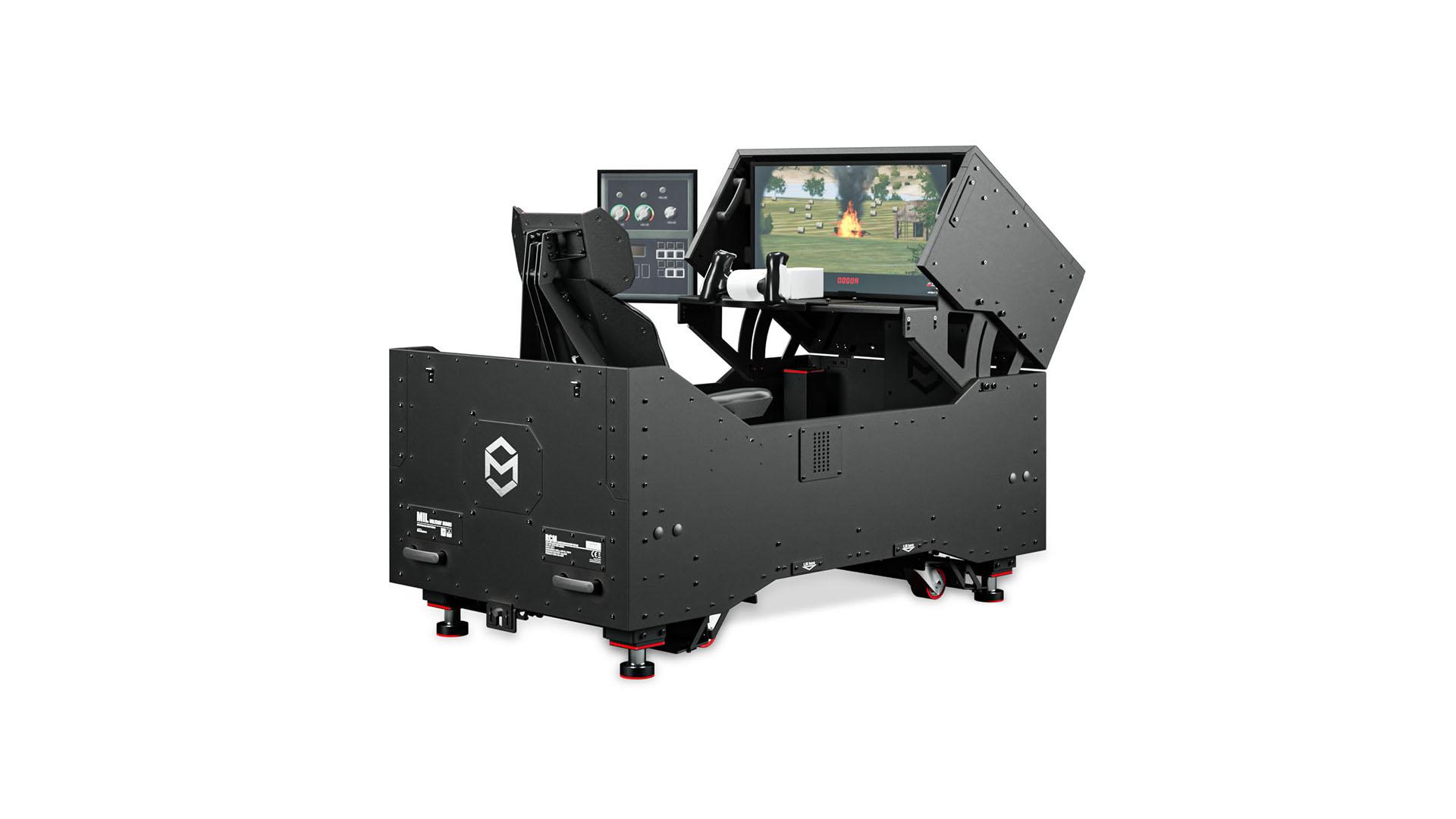 Motion Platform RCM-C420