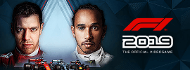 Supported games - F1 2019