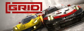Supported games - GRID 2019
