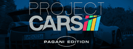 Supported games - Project CARS Pagani Edition